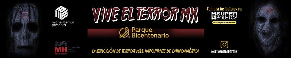 VIVE EL TERROR
